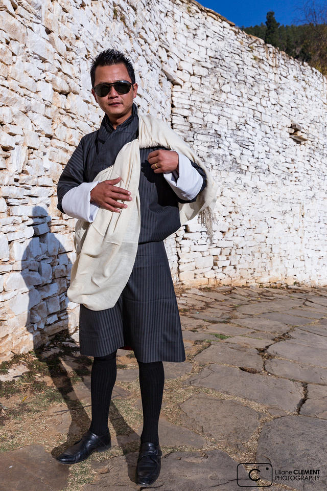 Dorji, mon guide