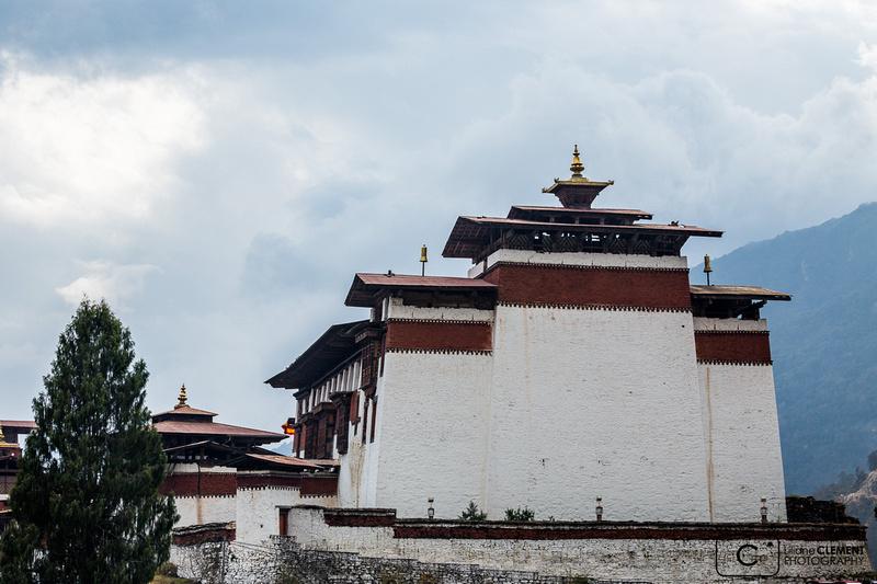 Face Est du Dzong